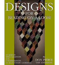 Designs For Beading On A Loom Book